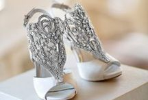 Wedding Shoes / Wedding Shoes Inspiration for that special day!  These are some of my favourites.