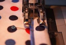 Seamstress / Anything DIY involving a sewing machine! / by Jessica Benson Gurr