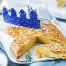 Galettes des Rois / Au mois de janvier c'est la fête des rois : #galette
