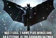Batman / um....Batman?