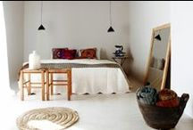 EcoLuxe | Bedrooms / Eco bedrooms, stylish, natural, unusual and inspirational design.