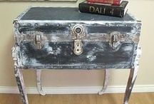 DIY - (Furniture) / by Brittany Smith