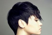 Pixie -  Color / Cut / Style / by Brittany Smith