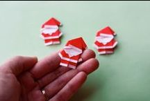 Christmas Crafting: Papercraft / by Jessi James