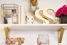 Decor inspiration  / by Brittany Smith