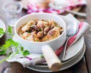 Les plats festifs / Des plats raffinés pour bluffer vos invités : #volailles, #pintade, #dinde, #chapon, #canette, #morilles, #cèpes, #plats, #traiteurs. #Picard
