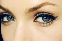 Those Eyes / The beautiful eyes and make up that captivates us….. These are some of my favourites.