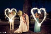 Wedding Photos Ideas / Love these sweet Wedding photo ideas ~  Get inspired by them, and try some of these creative shots :)