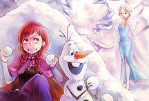 Frozen / ♪Let it go!♪