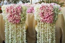 Chair Decor / The little details …. and chairs are just as important for a lovely wedding :)