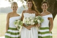 Stripes  / All things Stripes…and in all colours !  I see Stripes ! :)  A Striped Wedding Inspiration.  Be Inspired by Stripes :)