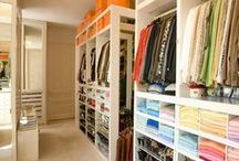 Dream Closets / We girls love our shoes, bags and clothes.. so we do need to have our dream closets, don't we ? :)