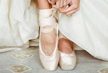 Ballerinas... / Love ballerinas …so graceful and beautiful !  A collection of what I love… in a world of ballerinas… life, dance, love, and weddings.