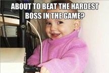 LOL: Memes / by Jessica Benson Gurr