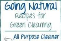 Clean/Healthy Tips / by RaeAnne W