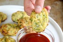 Gluten Free Zucchini Recipes / Use up your summer's bounty!