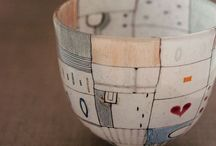 CERAMIC .. POTTERY .. PORCELAIN / beautiful artistry / by Sue Pate