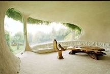 NATURAL & TINY HOMES / Imagining a future where humans live in harmony with the natural world. Whether you're into natural homes or tiny homes, you'll find a collection of inspiring and unique homes right here.