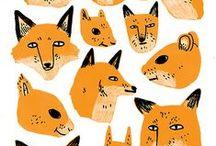 Feeling Foxy / by Kirsty Lesperance