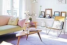 living rooms / by Elana Frankel