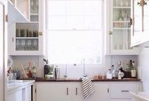 kitchens/dining / by Elana Frankel