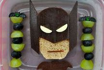 Batman: Food & Drink / by Jessi James