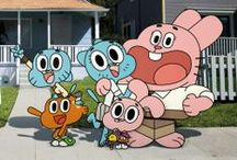 The Amazing World of Gumball! / by Jessi James