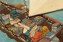 book illustrations   книги в иллюстрациях
