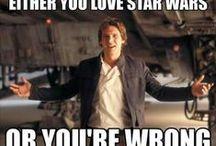 Star Wars / Yes, I like Star Wars.