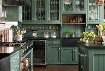 Kitchens / Inspiration