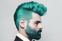 Hair love / Lovely hair colours and inspiration