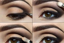 BEAUTY: Face- Makeup & Eyebrows / BEAUTY: Face- Makeup & Eyebrows / by Blue Velvet Moon Weddings & Events