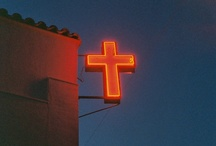 Crosses / i'm interested in the history and symbolism of the cross and its use as an icon that permeates our culture