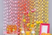 Birthdays/Events | Decorations / by Samantha Pearson