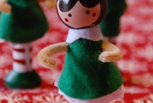 Christmas | Ornaments / by Samantha Pearson