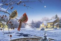 Christmas   Vintage and Art