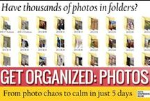 Organizing Photos / Tips to help you organize your photos http://www.digitalscrapbookinghq.com/gophotos/