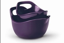 My Purple Kitchen Obsession  / What i need to complete my collection of purple cookware/ utensils in the kitchen....anyone who knows me feel free to use this as gift inspiration ; )