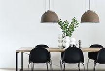DINING ROOMS / by Arq. Jaydis Borja