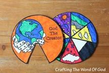 kids Bible Crafts / by Anne Fleming