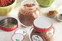 DIY Mixes and Seasonings, etc!!! / Mixes etc for everyday or gifts / by Marj Mcmurray