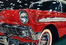Art By Shan - Vehicle Paintings / I paint vehicles in my own expressionist style. Works are for sale on my site at www.shanfannin.com  Commissions available.