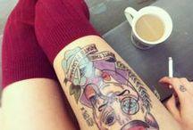 rataTATT / tattoos i want a piece of / by Grace De Morgan