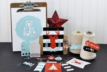 Creative Christmas Bundle 2015 / Handcraft your Christmas this year with this bundle of crafts, projects, printables and planners.