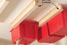 Storage & Organization Ideas / by Sue Manning