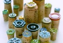 Wine and Corks / by Linda Hathaway Foster
