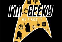 Geekery / by Cass Collier