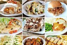 Food! / by Lindsay Oakes Saraf