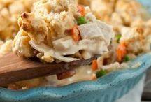 Me & Food go waaaaay back... / by Beth Gappa