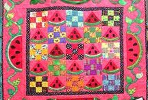 Quilting & Sewing / by Beth Gappa